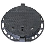 Saint-Gobain PAM Manhole Covers