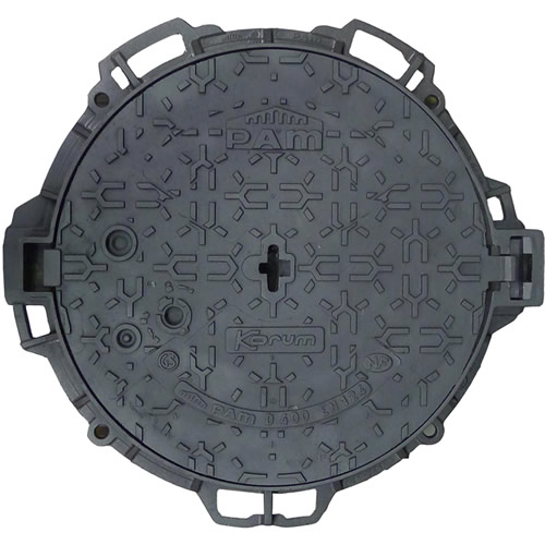 Korum - Saint-Gobain PAM Manhole Covers