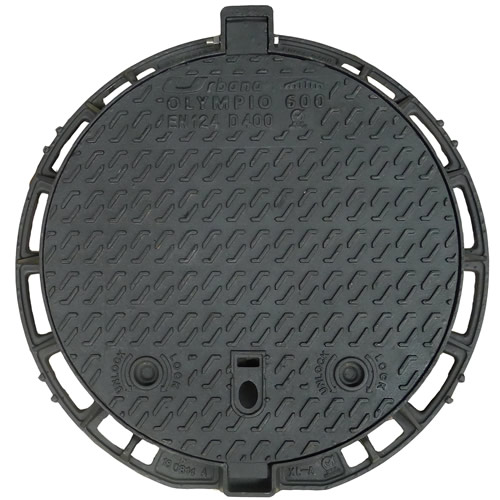 Olympio - Saint-Gobain PAM Manhole Covers