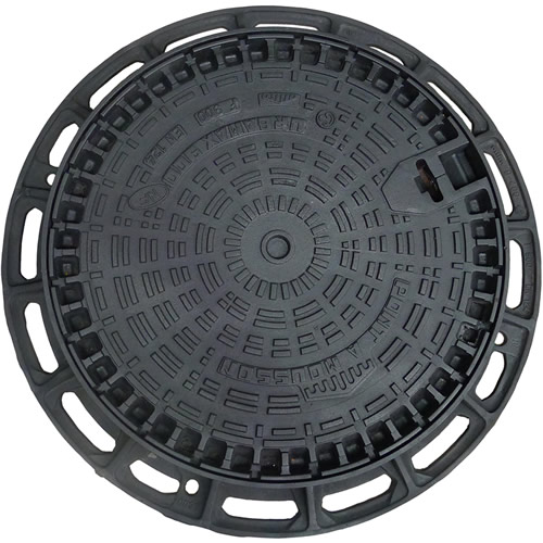 Urbamax 9000 - Saint-Gobain PAM Manhole Covers